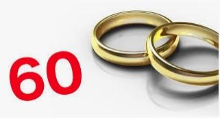 Diamanten huwelijk Adrienne Havaux & Pierre Huygens